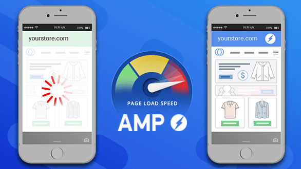 AMP Page Load Speed