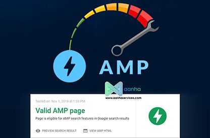 AMP Development – Increase your mobile page speed