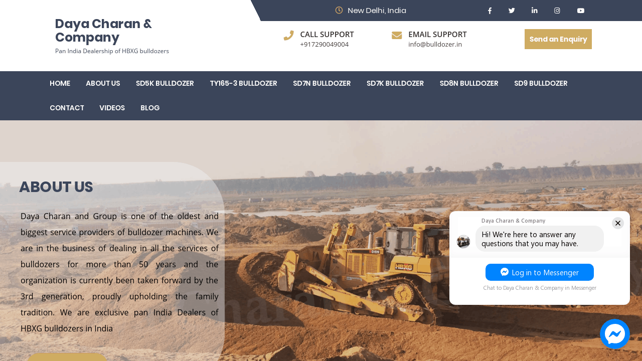 Daya-Charan-Company-–-Pan-India-Dealership-of-HBXG-bulldozers