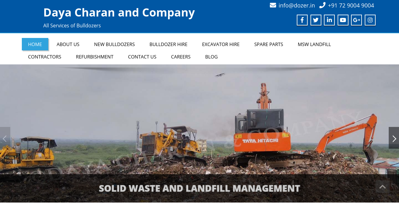 Daya-Charan-and-Company - All-Services-of-Bulldozer-Machine