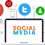 Social Media Marketing- Mega Menu